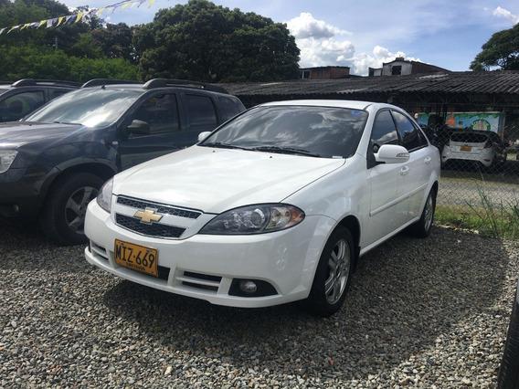 Chevrolet Optra Advance Mt 1.6 Blanco 2013 Miz669