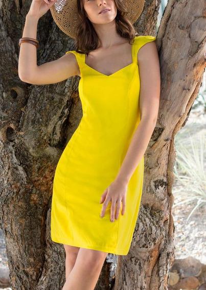 Vestido Amarillo 1405972