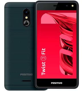 Smartphone Positivo S509c Twist 3 Fit 32gb Tela 5 3g Grafite