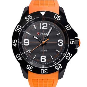 Relógio Curren Masculino Barato Garantia Nota A2275