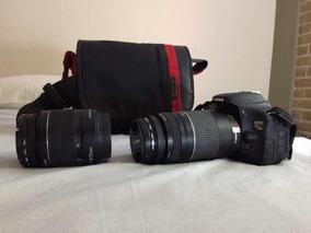 Câmera Fotográfica Cannon T3i