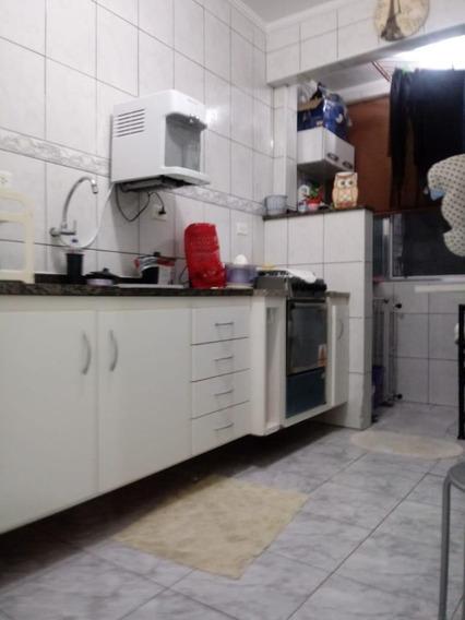 Apartamento Em Campo Grande, Santos/sp De 64m² 2 Quartos À Venda Por R$ 265.000,00 - Ap352928