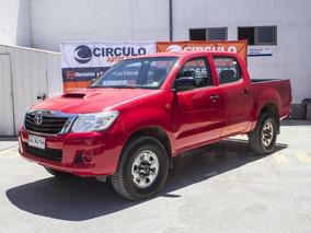 Toyota Hilux New Hilux 2015