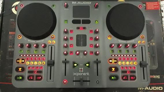 M-audio Xponent Controlador Usb De Dj