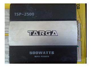 Pack Planta Sonido Targa 500watts + Ecualizador Pasivo Radw