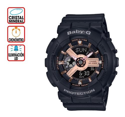 Imagen 1 de 9 de Reloj Casio Baby-g Ba-110rg-1a
