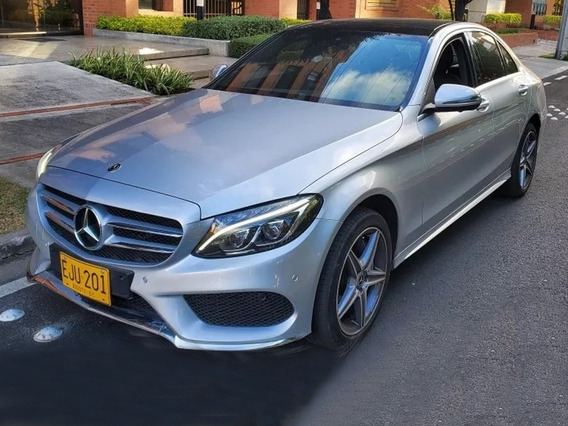 Mercedes-benz Clase C Amg Line 2018