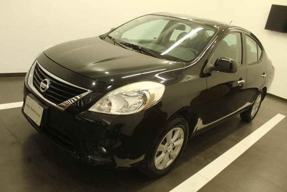Nissan Versa 2012 4 Pts. Advance Tm Ac