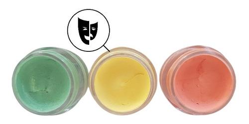 Corrector Neutralizante Maquillaje Titi 5gr Amarillo Palido