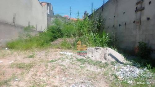 Terreno À Venda, 240 M² Por R$ 170.000 - Jardim Piazza Di Roma I - Sorocaba/sp - Te0093
