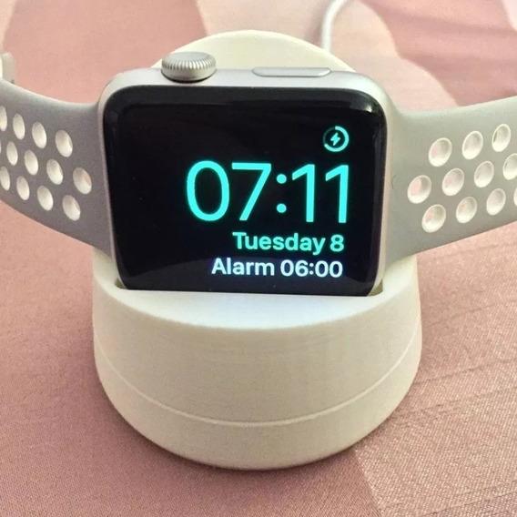 Dock Apple Watch Iwatch Suporte Para Encaixar Carregador