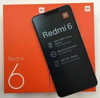 Xiaomi Redmi 6a 16gb Com Pelicula De Vidro Gratis
