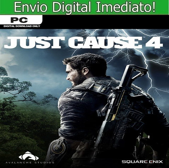 Just Cause 4 Pc Hd Envio Imediato.