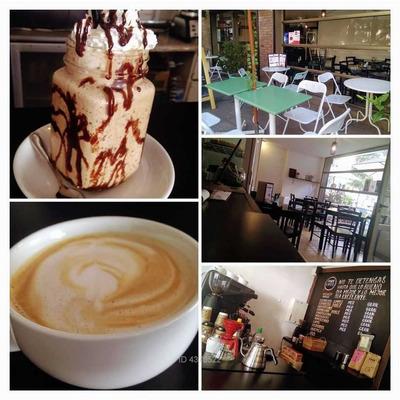 Derecho De Llaves De Cafetería Al Paso,