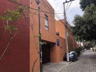 Casa En Condominio Para Remodelar En Tlacopac!