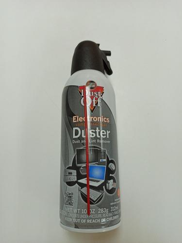 Limpiador De Aire Comprimido Falcon Dust Off  Duster 312 Ml