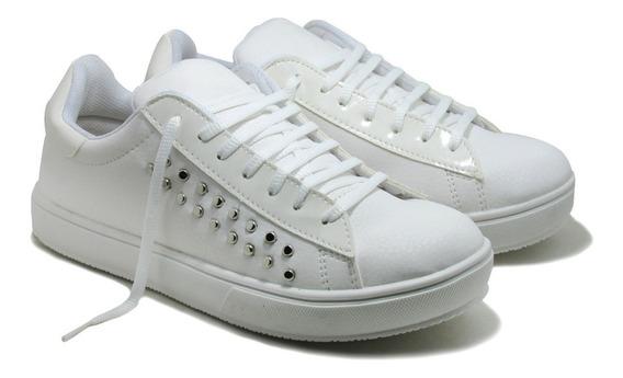 Zapatillas Mujer Tachas Ultra Liviana - Primavera