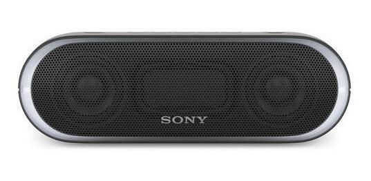 Caixa De Som Bluetooth Sony - Srsxb20 - Preta