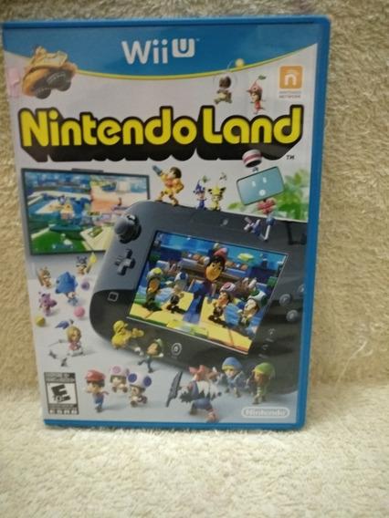 Jogo Nintendo U Nintendo Land