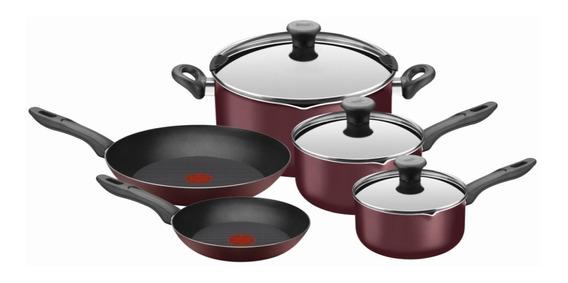 Set De Cocina Tefal 8 Piezas Cook & Strain