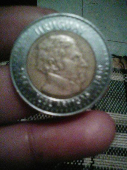 Vendo Moeda Antiga Do Uruguay De Jose Artigas De 1764/1850