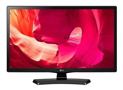 Tv/ Monitor Lg 19 Lcd Led 20mt49df-ps Dtv Entrada Hdmi Usb