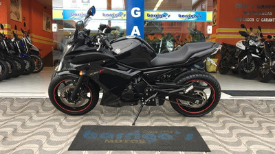Yamaha Xj6f 2010 Preta Único Dono Impecável