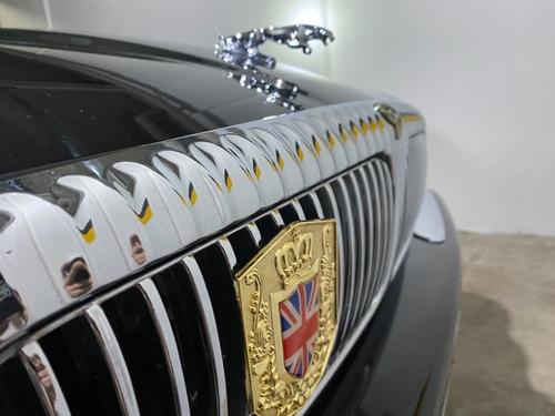 Imagem 1 de 15 de Jaguar Daimler, O Carro Da Família Real Britânica, Ano 1997