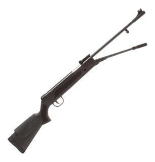 Espingarda De Chumbinho Spring Black 5.5mm - Fixxar