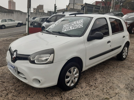 Renault Clio 1.0 16v Expression Hi-power 5p 2013