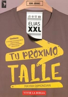 Imagen 1 de 2 de Elías Xxl - Escuela Bíblica  Jovenes / Adolescentes