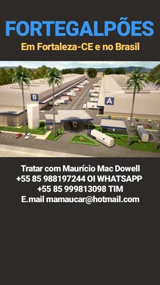 Forte Galpões Em Fortaleza Ce E No Brasil