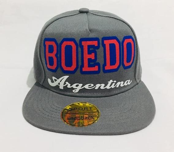 Snapback Boedo-argentina San Lorenzo