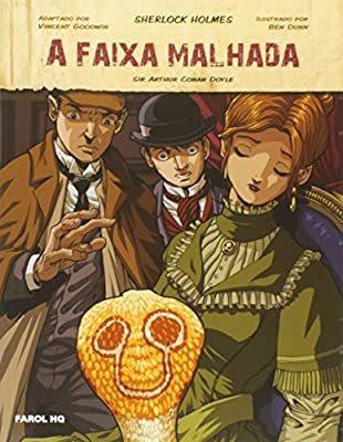 Sherlock Holmes A Faixa Malhada Hq