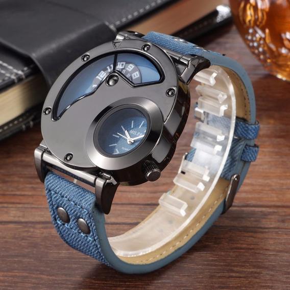 Relógio Masculino A Pronta Entrega Militar Miler