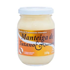 Manteiga Tutano E Queratina 220g *frete Gratis*