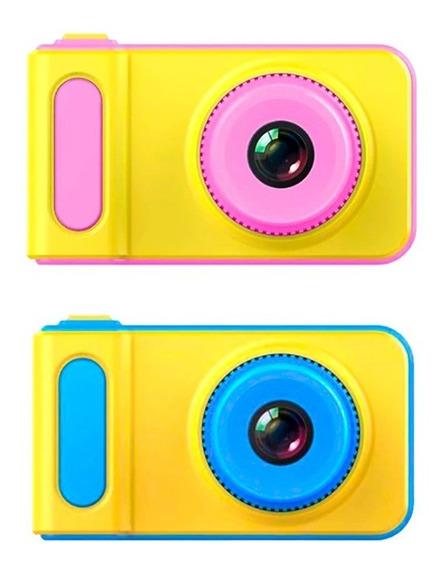 Mini Câmera Digital Filmadora 2 Polegada Infantil Portátil