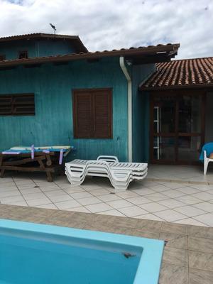 Casa Em Canto Da Lagoa, Florianópolis/sc De 320m² 5 Quartos À Venda Por R$ 1.050.000,00 - Ca104381
