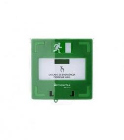 2 Pçs Acionador De Emergência Rearmável As 2010