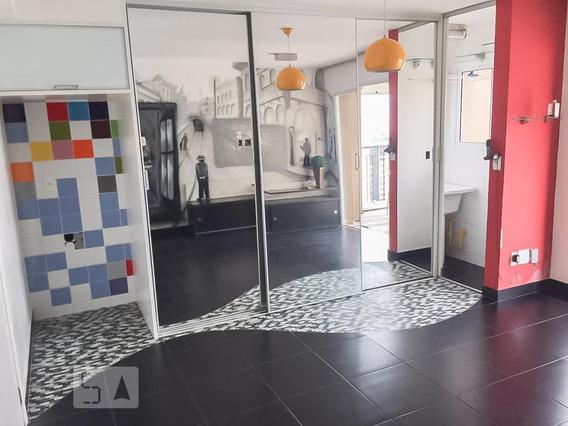 Apartamento Para Aluguel - Barra Funda, 2 Quartos, 55 - 893072532