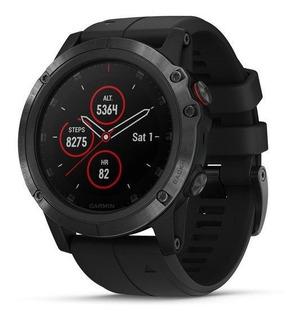 Garmin Smartwatch Fenix 5x Plus Zafiro - Córdoba