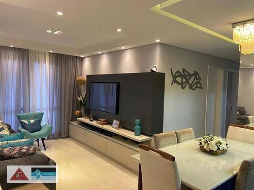 Imagem 1 de 21 de Apartamento Com 3 Dormitórios - Mooca - São Paulo/sp - Ap6504