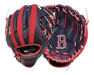 Guante De Beisbol Wilson A200 10 Pulg Boston Red Sox