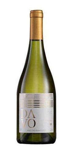 Vinho Fino Branco Davo Seco Chardonnay 2019