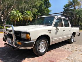 Nissan Pick Up 1993 Doble Cabina Motor 2.4 Nissan Pick Up 12