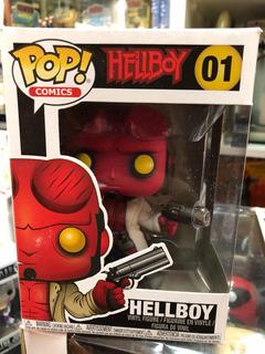 Funko Pop! Figura Hellboy #01 Unico Disponible Doestoys