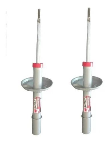 Imagen 1 de 5 de Kit 2 Amortiguadores Delanteros Sadar Sandero Stepway 2010/