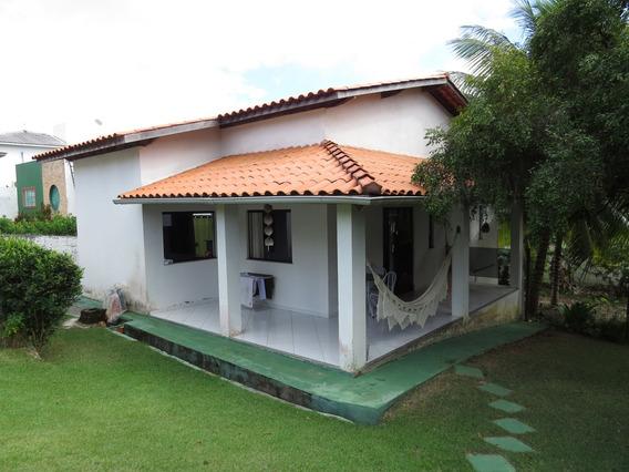 Casa Em Condomínio Com 2 Quartos Para Comprar No Barra Do Jacuípe Em Camaçari/ba - 475