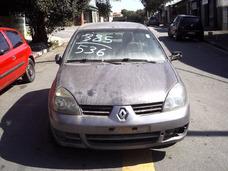 Peças P/ Renault Clio Comando Chave Seta Coluna Jogo Bancos