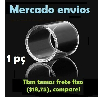 Eleaf Ijust One - Tubo De Vidro Tanque